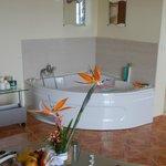 Jacuzzi bath lovely