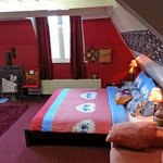 Bayan Bed and Breakfast Double Room