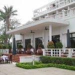 Restaurant de l'Hôtel (terrasse)