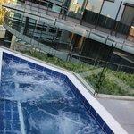 Pool Area - Jacuzi