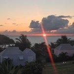Sunset from Redonda 1