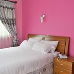 All bed rooms have well chosen colors