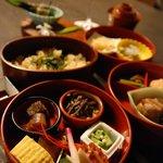 2000円のお弁当