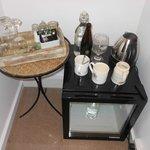 Tea-making in room