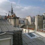 Panorama dal quinto piano