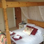 Beautiful Four Poster Bed