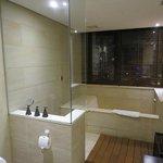 豪華な部屋風呂