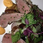 breast of duck entree for less than $7US