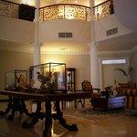 spacious and elegant common hall