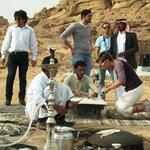 bedouin bread baking