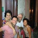 Con Jorge y Suyen!