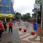 Ave Brazil main high street