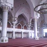 State Mosque Interior
