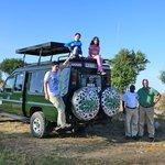 safari en famille avec Duma Explorer