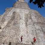Pyramid of the Magician Uxmal