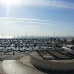 Vista da Marina