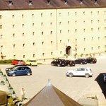 Hôtel vue du château fort