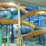 Chaos Water Park slides