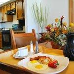 Premium Suite - Full Kitchen