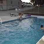 New Pool (2013) with Deck and Pergola