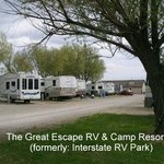 Formerly Interstate RV Park