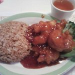 General Tso Shrimp (huge)