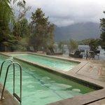 primera piscina exterior