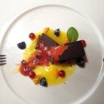 Десерт из постного меню