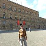 Pitti Palace - from outside