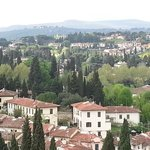 The view from Pitti Palace