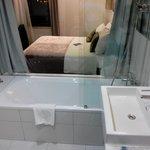 Chambre /salle de bain