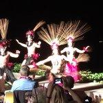 Tahitian Dancers at Lele