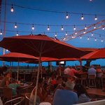 Outdoor Dining at Harry's Ocean Bar & Grille