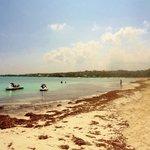 Tomada desde Club de Playa Decameron Rocky Cay