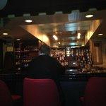 A nice clubby bar!