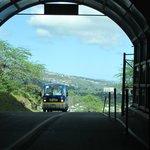 Tunnel leading into Diamond Head