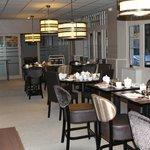 hôtel salle des petits déjeuners