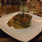 Butter Soy Tuna Steak