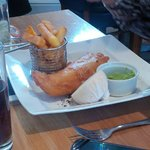 Haddock and perfect chips