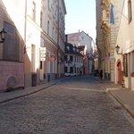 Улочка в Старом городе