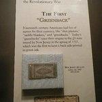 1st greenback