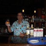 Faverite Bar man