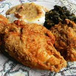 Fried Chicken Dinner...AWESOME!!!
