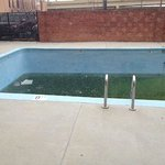dirty pool area