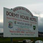 Dormy House Hotel @ Rhos-on-Sea Golf Club