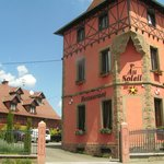 Photo of Au Soleil- hotel et restaurant