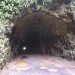 1/2 mile tunnel