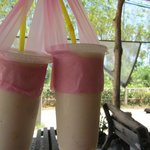 take away smoothies from village