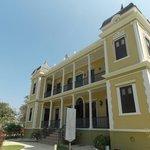 Palacete Los Moreau also know as Labadie Mansion