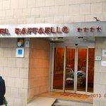 Hotel Raffaelo Florence Itália